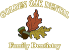 Golden Oak Dental Logo